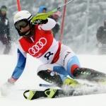 FIS Europacup Slalom Damen, 10./11. Januar 2013: Zwei Europacup Rennen auf Melchsee-Frutt
