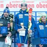 Europacup Slalom Obereggen: Meillard siegt vor Weltmeister Grange