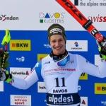 Marco Odermatt gewinnt mit der Kombi vierte Junioren-WM-Goldmedaille in Davos