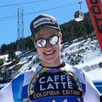Marco Odermatt will Schritt für Schritt erfolgreich sein
