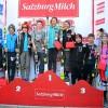 ÖSV NEWS: SalzburgMilch Kids-Cup: Bestzeit mit Nr. 226