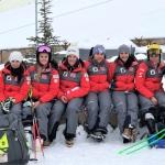 ÖSV-News: Erfolgreiches Training für Speed-Damen in Chile