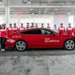ÖSV News: Neue Dienstwagen für Anna Veith & Co.