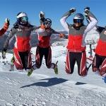 ÖSV-Technikerinnen haben vier erfolgreiche Trainingswochen in Neuseeland hinter sich