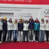 Wettkampf und Trainingstermine der ÖSV Damen für die Überseerennen.