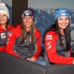 SKI WM 2019: ÖSV Damen sehen sich bei der Kombination nicht in der Favoritenrolle