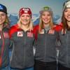 ÖSV-Technik-Damen glauben an ihre WM-Chancen!