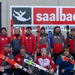 ÖSV NEWS: Europacup-Speed Team in Saalbach
