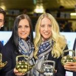 Marcel Hirscher, Anna Veith und Stefan Kraft sind die Sieger der Goldenen Teekanne 2018