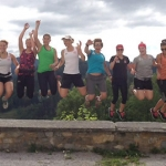 ÖSV Europacup-Damen trainierten in Kapfenberg