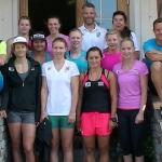 ÖSV NEWS: Europacup-Damen beim Bräuwirt in Kirchberg