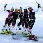 ÖSV Europacup Damen zu Gast im Aqua Dome