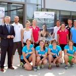 ÖSV Europacup Damen schwitzen in Laa