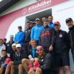 Österreichs Europa-Cup Team zu Gast am Hahnenkamm