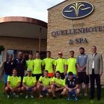 ÖSV NEWS: Europacup-Team im Quellenhotel