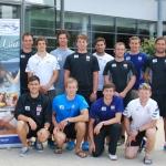 ÖSV Europacup Team der Herren trainierte in der Therme Laa