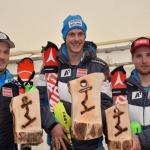 Manuel Feller gewinnt FIS-Slalomrennen am Pass Thurn
