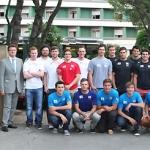 ÖSV Herren Europacupteam schwitzte in Montegrotto