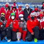 Positive ÖSV-Bilanz nach JWM in Bansko (BUL): Sechs Medaillen in sechs Rennen