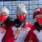 Junioren-Ski-WM 2021: Lena Wechner kürt sich zur Junioren-Weltmeisterin in Bansko