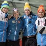 ÖSV NEWS: Nachwuchs Damen in der Skihalle Wittenburg