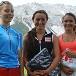 """ÖSV NEWS: """"Princess of Zermatt 2014"""" gekürt"""