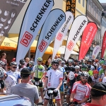 ÖSV-Stars beim Grieskirchner 24h-Radmarathon