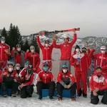 Dominik Raschner triumphiert im Europacup-Riesenslalom von Berchtesgaden