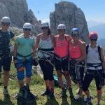 ÖSV News: Trainingscamp der Speed-Damen am Nassfeld war ein voller Erfolg