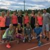 ÖSV Speed Damen trainieren bis zum Freitag in St. Pölten