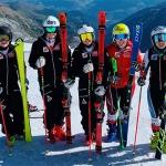Erstes Schneetraining der ÖSV Speed-Damen – Marco Schwarz und Christine Scheyer zu Gast bei Servus.TV