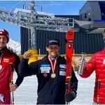 Österreichische Meisterschaft: Magnus Walch neuer Staatsmeister im Riesentorlauf