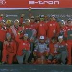 Blick auf den Nationencup: Die Schweiz bleibt in Führung