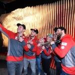 SKI WM 2019: Auf dem TirolBerg wurde Silber zur Trendfarbe