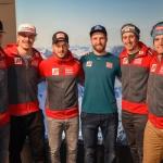 """SKI WM 2019: Das WM-Motto des ÖSV-Technik-Team: """"Es gibt nur Vollgas!"""""""
