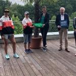 ÖSV-NEWS: Skidamen trainieren in Bad Waltersdorf