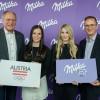 """""""Milka Team"""" ist bereit für die Olympischen Winterspiele 2018"""