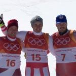 """Matthias Mayer: """"Ich kann doch nicht zwei Mal Olympiasieger werden."""""""
