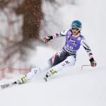 ÖSV-Dame Nina Ortlieb ist Junioren-Riesentorlaufweltmeisterin 2015