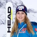 Nina Ortlieb ist Junioren Super-G Weltmeisterin 2016
