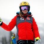 Nina Ortlieb gewinnt 2. Europacup Riesenslalom in La Molina
