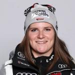Martina Ostler freut sich auf ihr Weltcupdebüt in Levi