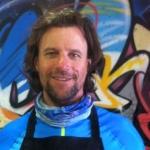 Kevin Page macht der Job in Ushuaia Spaß