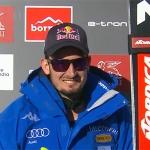 Südtiroler Festspiele auf der Stelvio: Dominik Paris gewinnt Abfahrt in Bormio