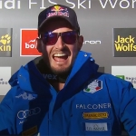 Dominik Paris gewinnt Hundertstelkrimi beim Super-G in Bormio