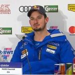 Super-G Weltmeister Dominik Paris will Saison mit mindestens einer kleinen Kugel beenden