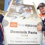 """Auszeichnung für Dominik Paris: """"The Fastest on Stelvio"""""""