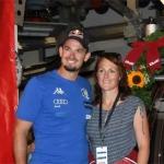 Dominik Paris und seine Kristina werden zum zweiten Mal Eltern