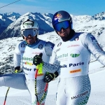 Dominik Paris & Co. schnuppern am Stilfser Joch Trainingsluft