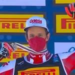 Ski WM 2021: Adrian Pertl holt Silbermedaille im WM-Slalom von Cortina d'Ampezzo